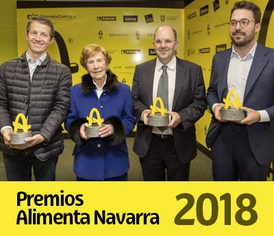 Premios Alimenta 2018